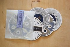 custom coasters #packaging design