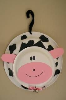 Cow Door Hanger