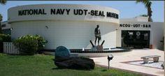 Navy Seal Museum Vero Beach, Florida Museum of history of Navy Seals 3300 N Highway A1A North Hutchinson Island, FL (772) 595-5845 www.navysealmuseum.com Fun Places To Go, Great Places, Beach Highlights, Hutchinson Island, Vero Beach, Condo, Florida, Real Estate, Navy Seals