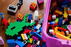 Team Building Activities With Lego Bricks