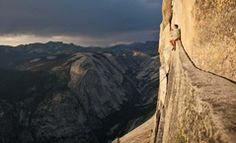 Alex Honnold, o melhor alpinista de todos os tempos