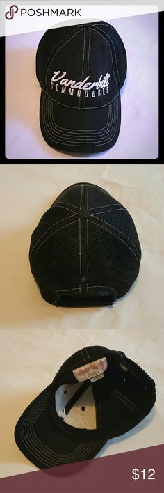 Vanderbilt Commodores Cap Vanderbilt Commodores Cap in Great Condition Accessories Hats