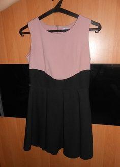 Kup mój przedmiot na #vintedpl http://www.vinted.pl/damska-odziez/krotkie-sukienki/11712337-sukienka-cropp-piekna-pudrowy-roz-tanio-polecam