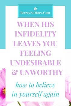 grief and infidelity