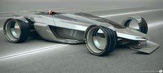999 Max by HeavyUnitDesign [Futuristic Cars: http://futuristicnews.com/category/future-transportation/]