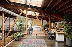 Varastosta toimistoksi #toimisto #design