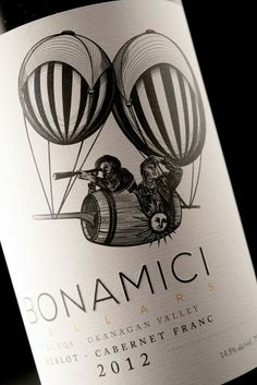 Bonamici Cellars on Packaging of the World - Creative Package Design Gallery
