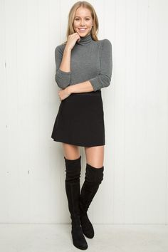Brandy ♥ Melville | Emilia Skirt - Skirts - Bottoms - Clothing