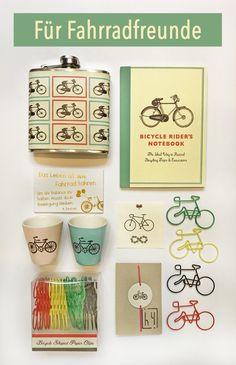 Geschenke für Fahrradfreunde, Geschenkideen für Fahrrad-Fans zu kaufen bei loretta cosima, Concept Store in Wien Advent Calendar, Holiday Decor, Home Decor, Paper Mill, Riding Bikes, Gifts, Decorations, Nice Asses, Homemade Home Decor