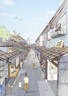 Interesting Find A Career In Architecture Ideas. Admirable Find A Career In Architecture Ideas. Urban Architecture, Architecture Drawings, Urban Fabric, Environment Concept Art, Urban City, Urban Planning, Urban Design, Planer, Landscape Design