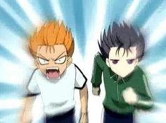 Fruits Basket Kyo And Yuki Fighting