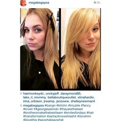 That moment when an awesome client shows you love on Instagram but she keeps misspelling your name. HAHA! @hairmonkeydc #georgesalondc #dchair #hairdc #dcsalon #georgetownsalon #georgetowngorgeous #dcstyle #dcstylist #hairsalon #beautifulhair #haircolor #haircolorist #haircolors #haircoloring #highlights #highlightsandlowlights #blonde #blondehair #blondehairdontcare #blondeshavemorefun #blondbombshell
