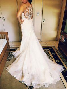 Vestido de noiva Pronovias modelo Printella 2016 NOVO – Empório Lulu