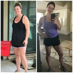My transformation: a