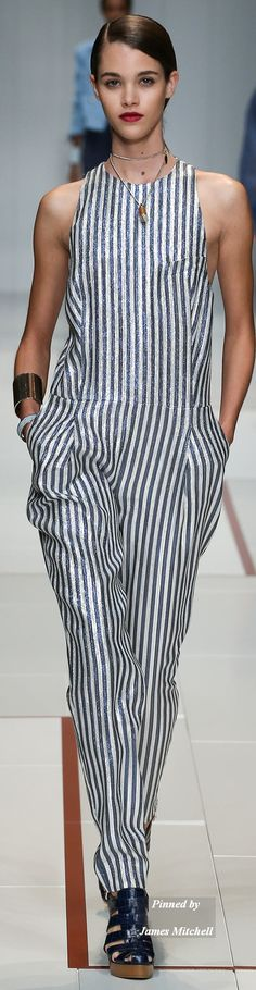 TRUSSARDI Collection  Spring 2015 Ready-to-Wear