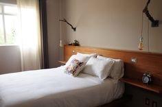 Hotel Tour: A Bold Bohemian Hotel in Mexico City | Apartment Therapy