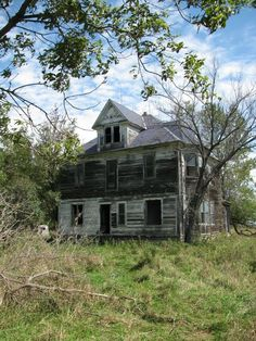my favorite abandoned farm house