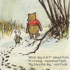 Mine too, Pooh!