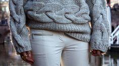 Trucs et inspirations mode pour porter le tricot t...