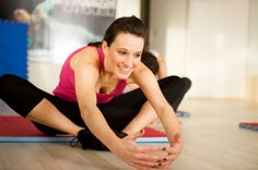 Repinning to check out later: Stretching for Strength and Flexibility ~Stretching tips and techniques - from ecomii blogs