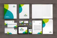 Olivo Representações by Prisco Kreativ Studio, via Behance