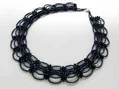 Beadwork, Beading, Crochet Necklace, Beaded Necklace, Palette, Inspiration, Beautiful, Jewelry, Fashion