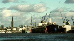 Trockendock Hafen Hamburg #galaxycam