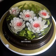 Jelly Cream, Serving Bowls, Tableware, Cake, Desserts, Food, Jelly, Mixing Bowls, Pie Cake