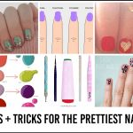 Tips + Tricks for the Prettiest Nails