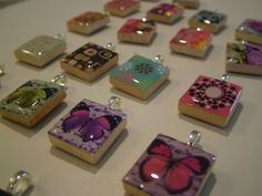 Resin jewelry assortment | Flickr - Photo Sharing!