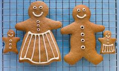 What's your favourite homemade edible Christmas decoration – or do you have a sneaking fondness for the cheap chocolate sort? Gingerbread Man, Gingerbread Cookies, Gingerbread Village, Cheap Chocolate, Nigella Lawson, Most Popular Recipes, Sugar And Spice, The Guardian, Desert Recipes