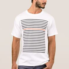 The Family Brand Co. Striped T-Shirt