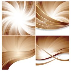 chocolate blog backgrounds | chocolate backgrounds vector set of 4 abstract vector chocolate ...