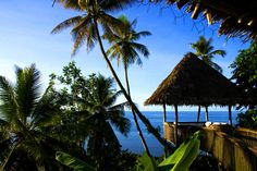 The Village Hotel.