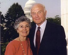 John and Annie Glenn historic site, and National Road/Zane Grey Museum in New Concord, Ohio.  John Glenn became the first American to orbit the earth 50 years ago in 1962.
