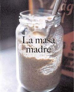 Masa Madre by Cova Morales (comoju) - issuu Pan Bread, Ciabatta, Artisan Bread, Sourdough Bread, Sin Gluten, Bread Recipes, Love Food, Yummy Treats, Tapas