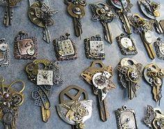 Comment recycler des vieilles clés! Voici 20 idées créatives…