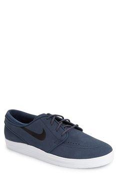 NIKE 'Lunar - Stefan Janoski Sb' Skate Shoe (Men). #nike #shoes #