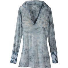 prAna Women's Julz Long Sleeve Hoodie Top « Clothing Impulse