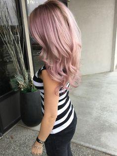 Pastel hair More