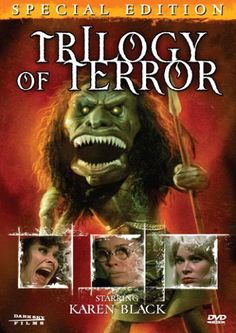 I like this movie because we used to scare my little sister by turning off the lights and banging on the floor like the little zombie did.