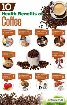 Health Benefits of Coffee- Go ahead, have another cup :-)