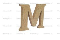 letras m
