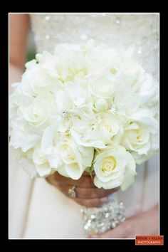 Boston Wedding Photography, Boston Event Photography, Bridal Bouquet, White Wedding, White Bouquet, Wedding Flowers