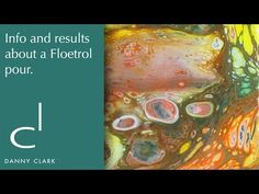 Acrylic Pouring with Floetrol - Recipe Included! - YouTube