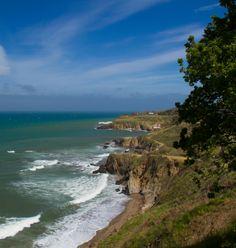 Argelès-sur-Mer, Languedoc-Roussillon, vers les criques
