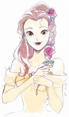 Festival: Belle by TsunTsun (ID: 672641)