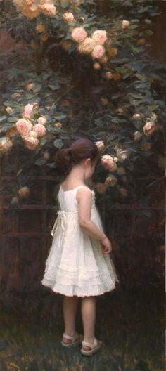 Jeremy Lipking,  Eden Rose