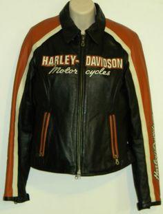 Harley-Davidson Women's Vintage Cruiser Leather Jacket and Vintage Cruiser Chaps