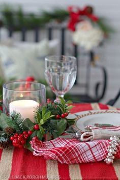 TableScapes...Table Settings / Pretty table setting by ana9112